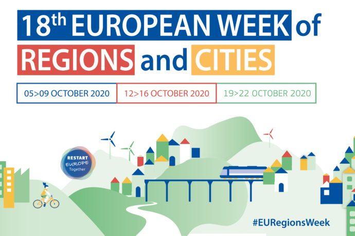 IUC-LAC present at the European Week of Regions and Cities