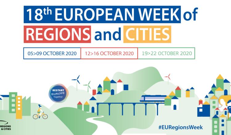 IUC-LAC presente en la Semana Europea de Regiones y Ciudades