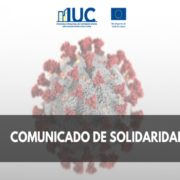 IUC-LAC se solidariza con las víctimas del Covid-19 y refuerza la importancia de un esfuerzo colectivo para superar la crisis