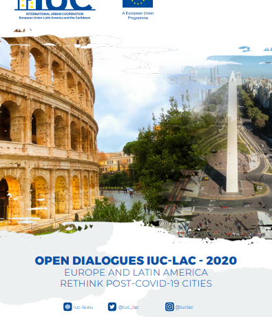 Rethinking cities in the post-covid-19: Open Dialogues takeaways