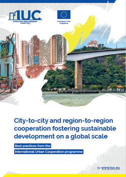 City-to-city and region-to-region cooperation fostering sustainable development on a global scale